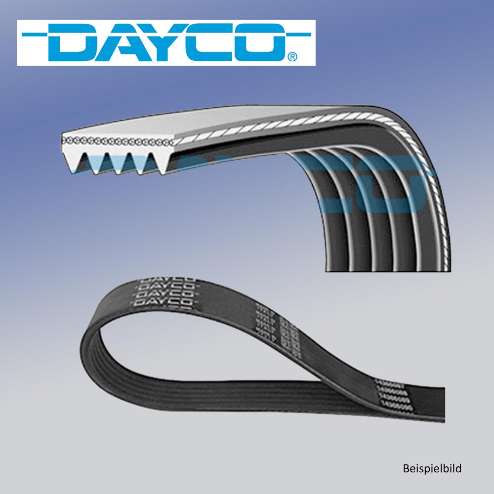 Keilrippenriemen für Riementrieb DAYCO 6PK1873