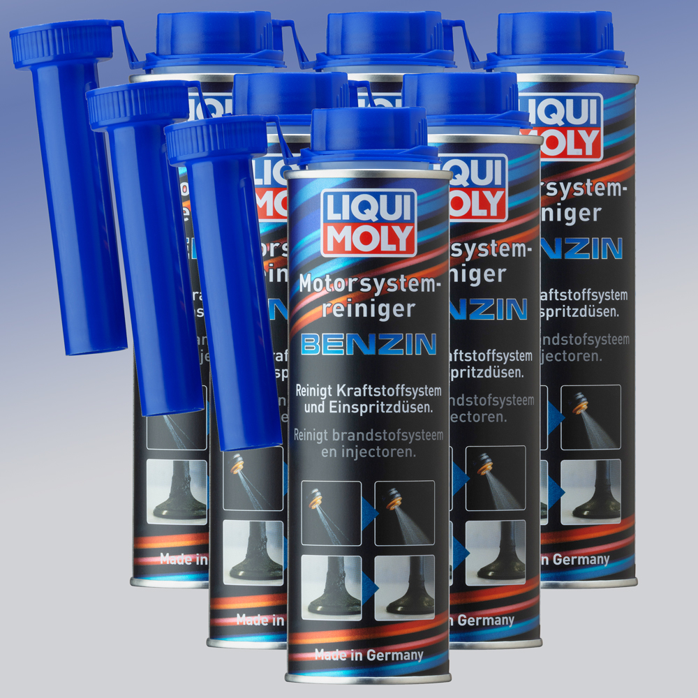 liqui moly 5129 motor system reiniger benzin 6 x 300 ml ebay. Black Bedroom Furniture Sets. Home Design Ideas