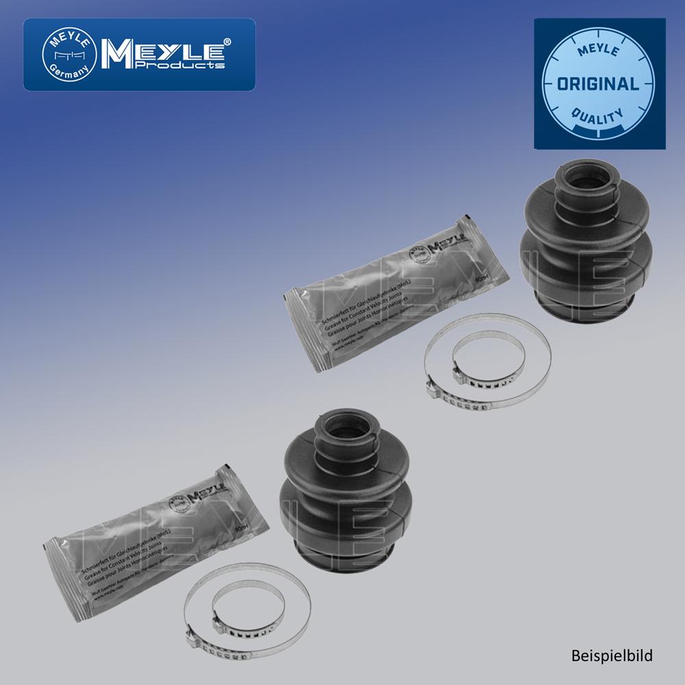 MEYLE Achsmanschette Faltenbalgsatz Antriebswelle MEYLE-ORIGINAL Quality Vorne
